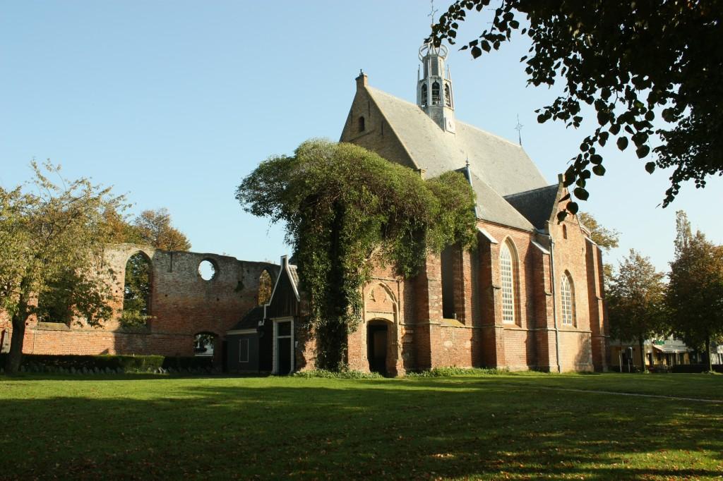 De oude Ruinekerk